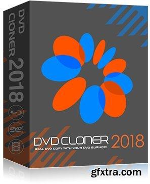 DVD-Cloner Gold / Platinum 2018 15.00 Build 1432 (x86/x64) Multilingual