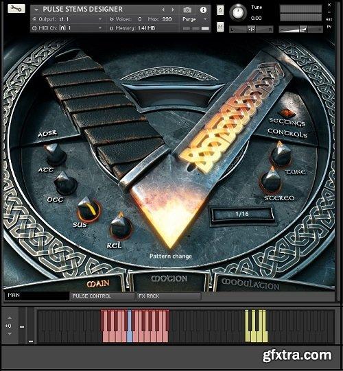KeepForest Vikings Expansion Metal Cinematic Toolkit v1.1 KONTAKT-SYNTHiC4TE