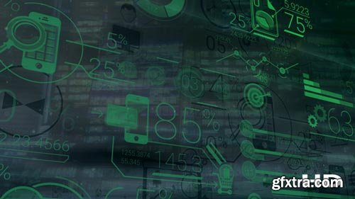 Videohive - Infographics Of Figures And Data - 20833392