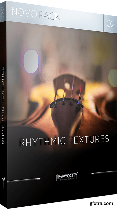 Heavyocity NOVO Pack 02 Rhythmic Textures KONTAKT-FANTASTiC