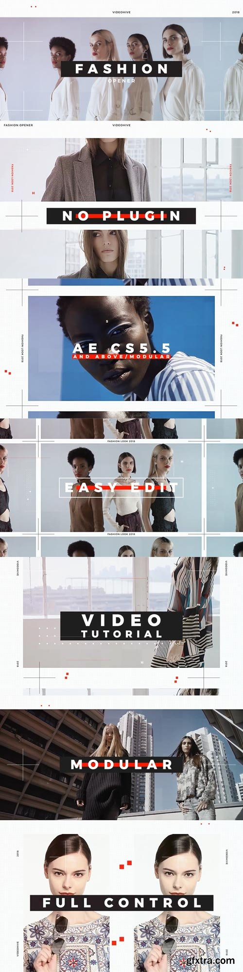 Videohive - Fashion Opener - 22125198