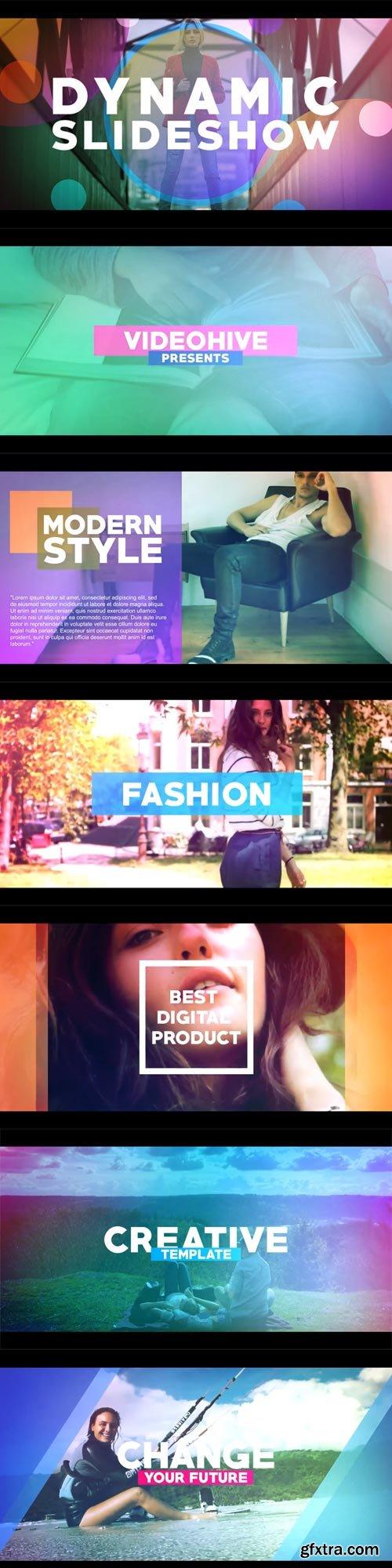 Videohive - Dynamic Slideshow - 22123139
