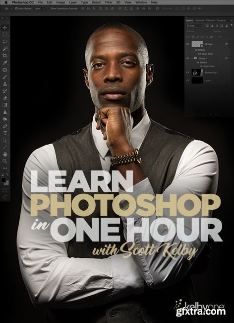KelbyOne - Learn Photoshop in One Hour