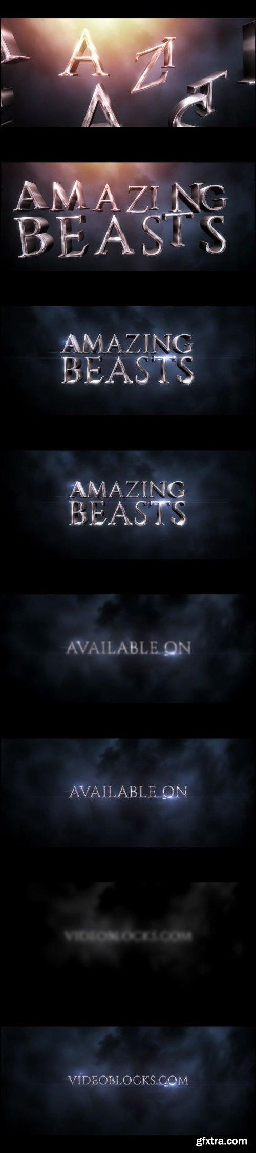 Amazing Beasts Harry Potter Lookalike Titles
