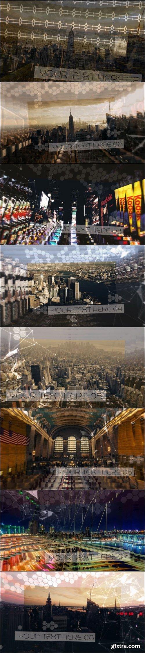Kaleidoscope Photo Presentation