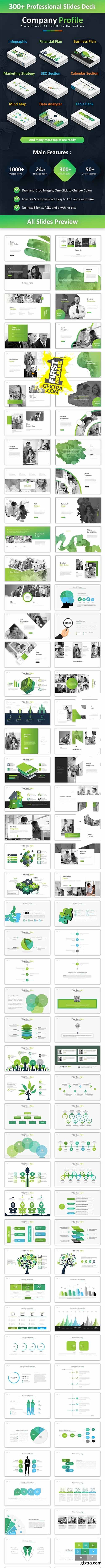 GraphicRiver - Company Profile Powerpoint 22198669
