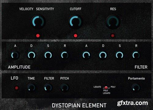 Rast Sound Dystopian Element KONTAKT WAV-FANTASTiC