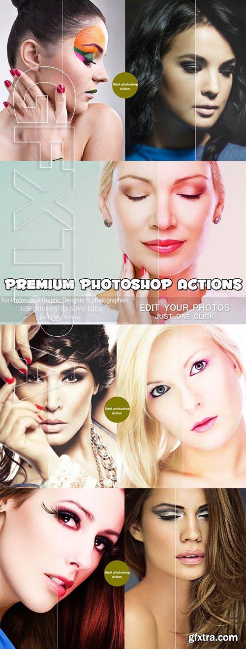 Premium Photoshop Actions