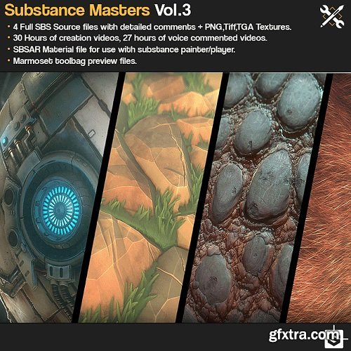 Gumroad - Substance Masters Vol.3