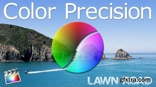 Lawn Road Color Precision 1.0.1 for Final Cut Pro X macOS