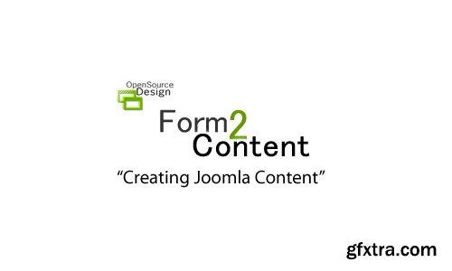 Form2Content Pro v6.17.2 - Content Builder For Joomla