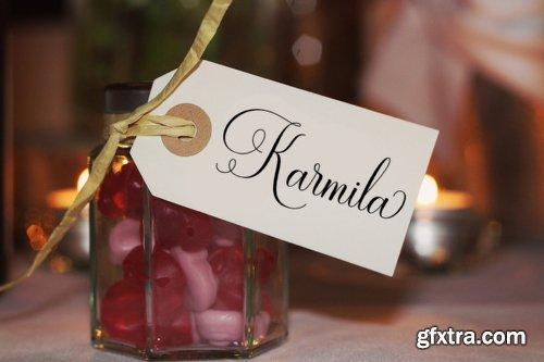 Ramolina Script Font
