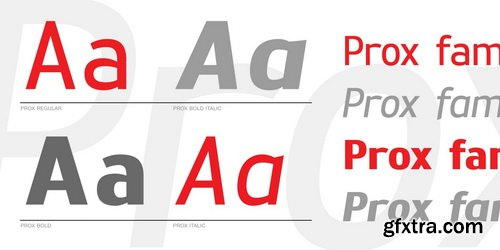 Prox Font Family