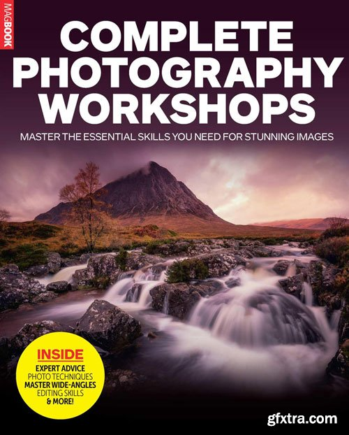 Complete Photography Workshops 3 (2018)