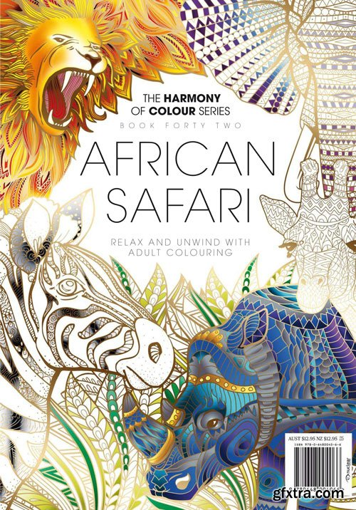Harmony of Colour Book Forty Two: African Safari (2018)