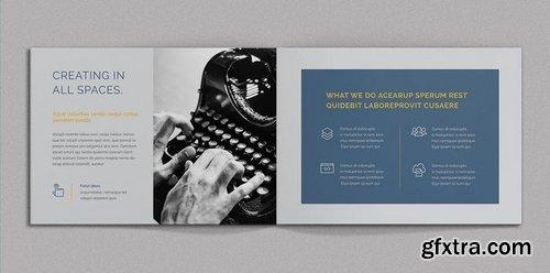 Proposal Brochure Template