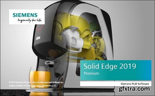 Siemens Solid Edge 2019 Multilang Win64 ISO-SSQ