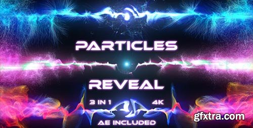 Videohive - Particles Blast Reveal - 20156888