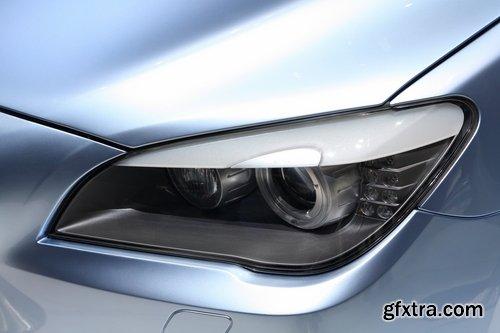 Car headlight lamp light glass lens 25 HQ Jpeg