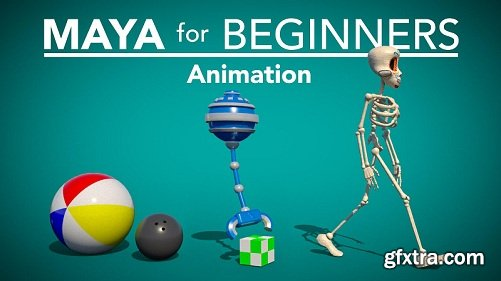Maya for Beginners: Animation