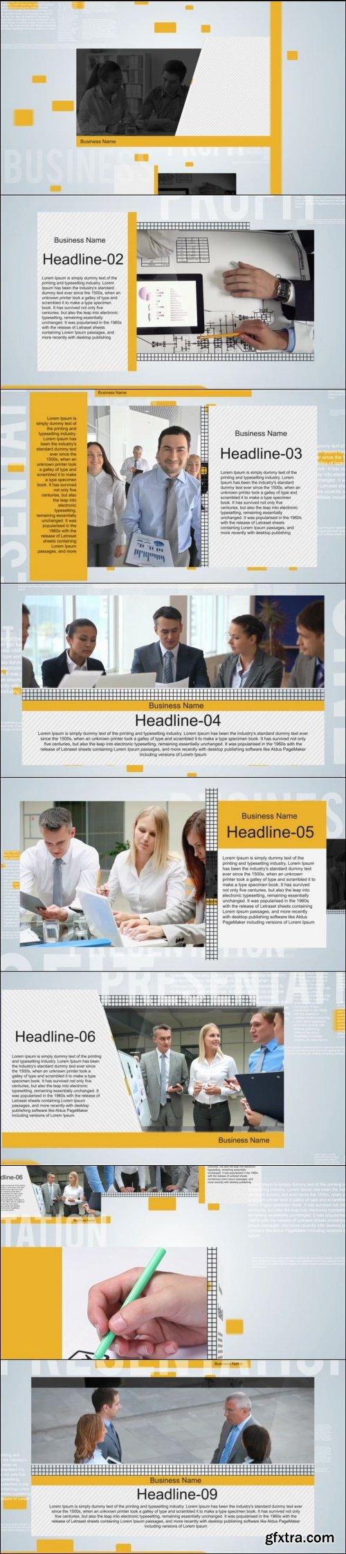 Innovative Corporate Presentation