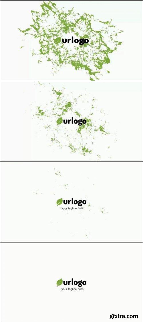 Cartoon Liquid Logo Reveal