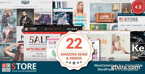 ThemeForest - GoodStore v4.8 - WooCommerce Theme - 7314327