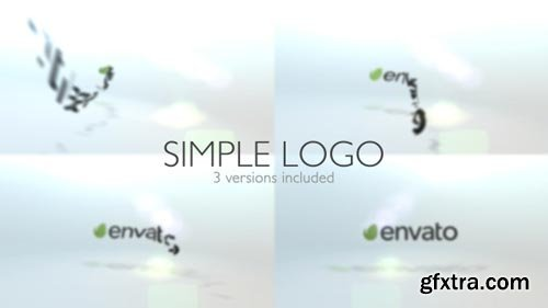 Videohive - Simple Logo - 14645991