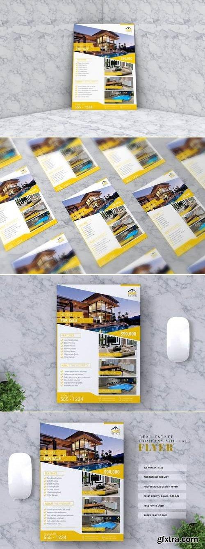 Real Estate Flyer Vol #01