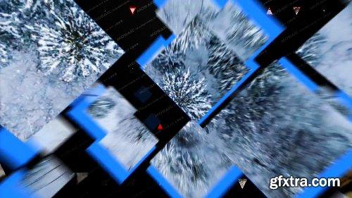 Videohive Mosaic Transitions Kit 21987066