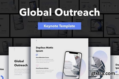 Global Outreach Keynote Template