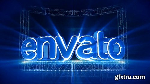 Videohive LED Neon Screen 21488559