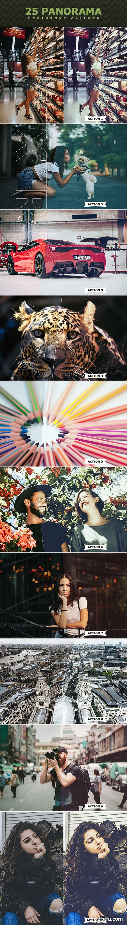 GraphicRiver - Instagram Actions 22170286