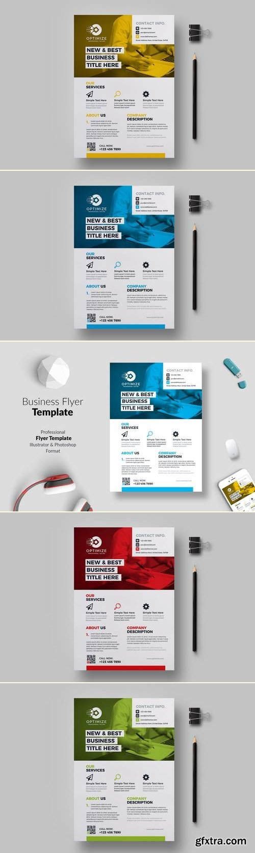 Business Flyer Template 05