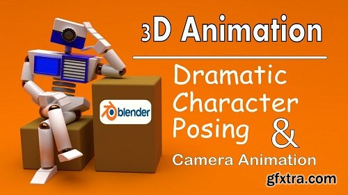 Dramatic Scenes through Camera and Character Movement