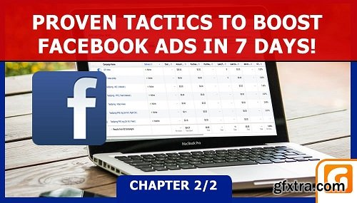 Facebook Ads : Proven Tactics To Boost Your Facebook Ads On Social Media In 7 Days - Chapter 2/2