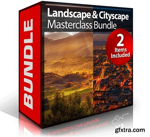 Serge Ramelli - Landscape and Cityscape Masterclass Bundle