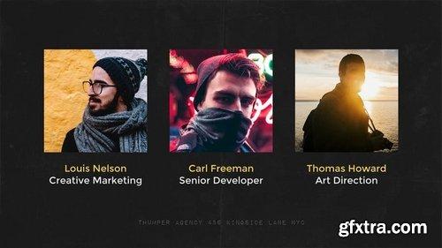 Thumper - Keynote Presentation Template