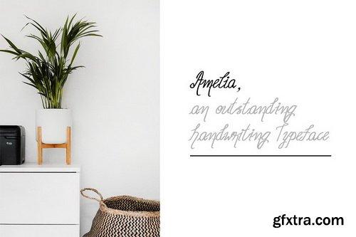 CM - Amelia - Beautiful Handwriting Font - 2723260