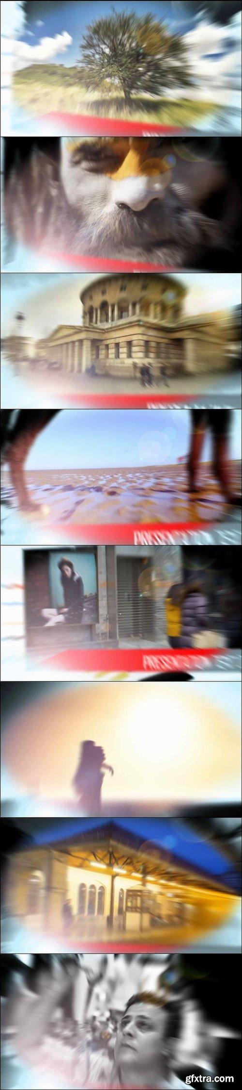 Zooming Through Slideshow