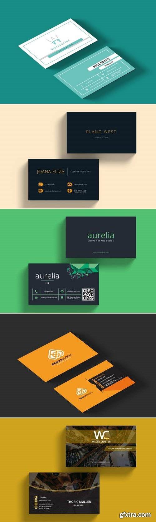 Business Card Bundle 9