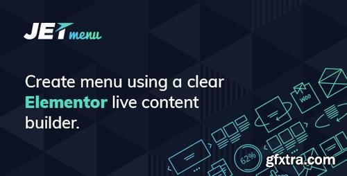 CodeCanyon - JetMenu v1.4.0 - Mega Menu for Elementor Page Builder - 20847654