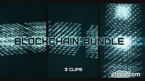 Videohive Blockchain Data Pack 21513041