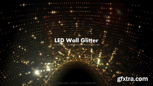 Videohive LED Wall Glitter 2 19249515