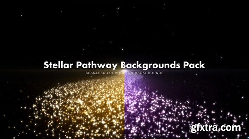 Videohive Stellar Pathway Backgrounds Pack 11738703