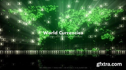 Videohive World Currencies 11629802