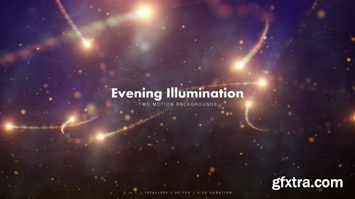 Videohive Evening Illumination 12671001