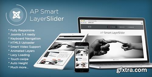 CodeCanyon - AP Smart LayerSlider v3.5 - Joomla Module - 10514117