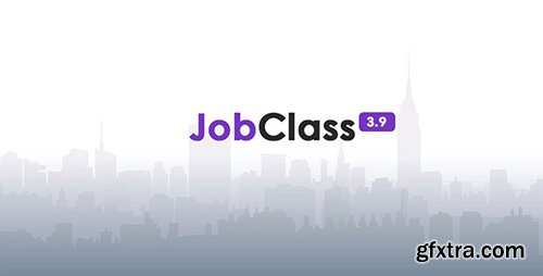 CodeCanyon - JobClass v3.9 - Geolocalized Job Board Script - 18776089 - NULLED