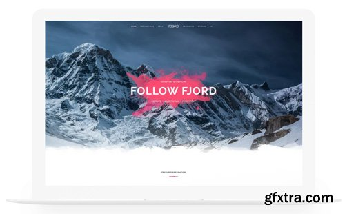 YooTheme - Fjord v1.13.0 - Joomla Template
